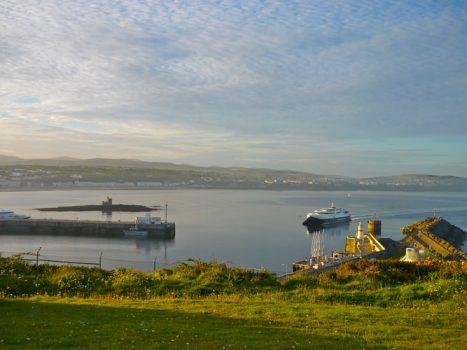 Isle of Man port image